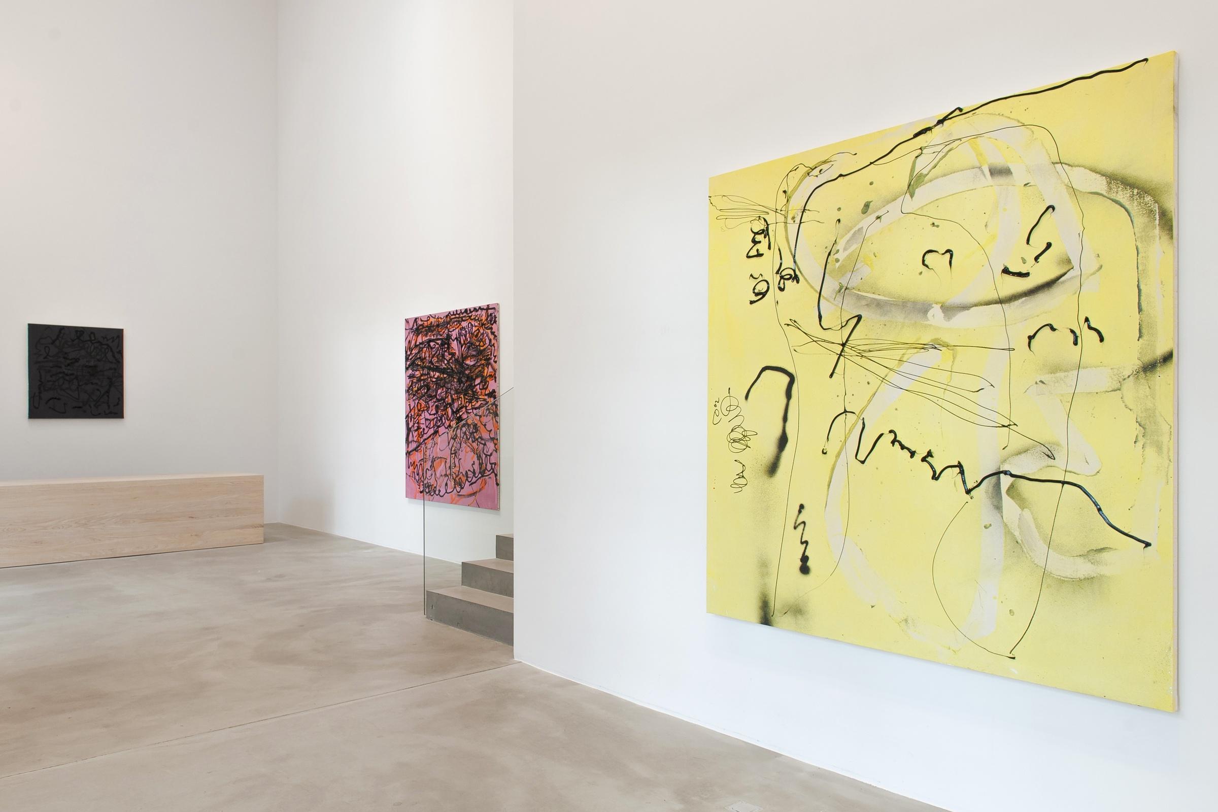 INSTALLATION VIEW | SAMI KORKIAKOSKI | Makasiini Contemporary
